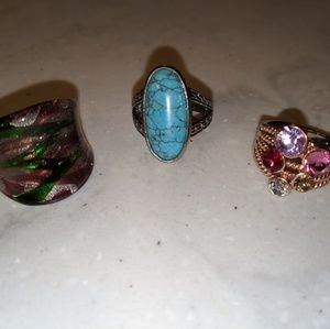 Lot of Rings